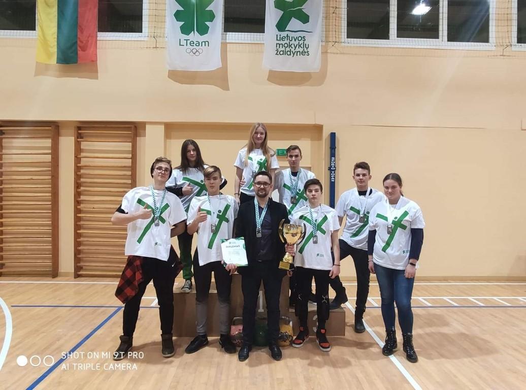 LMŽ finalinės kaimo vietovių mokyklų varžybos